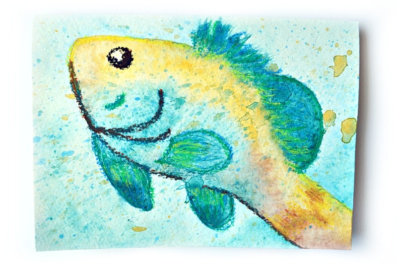Largemouth bass west point lake happy birthday card for friend