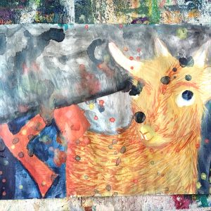 baby-goat-paintings